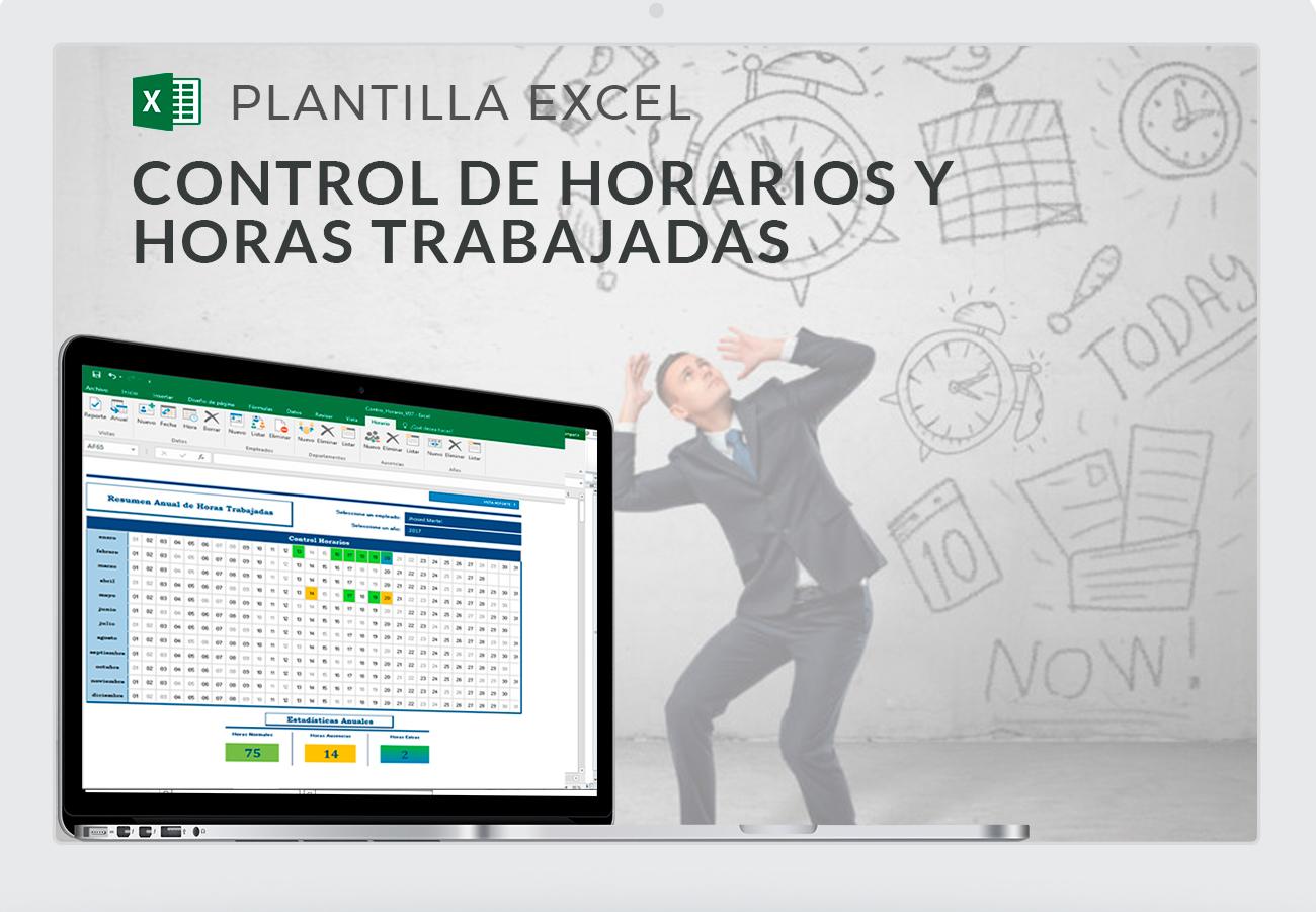 Registro y control de la jornada laboral