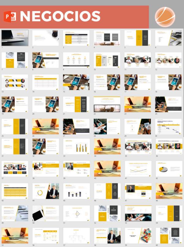presentaciones de empresa