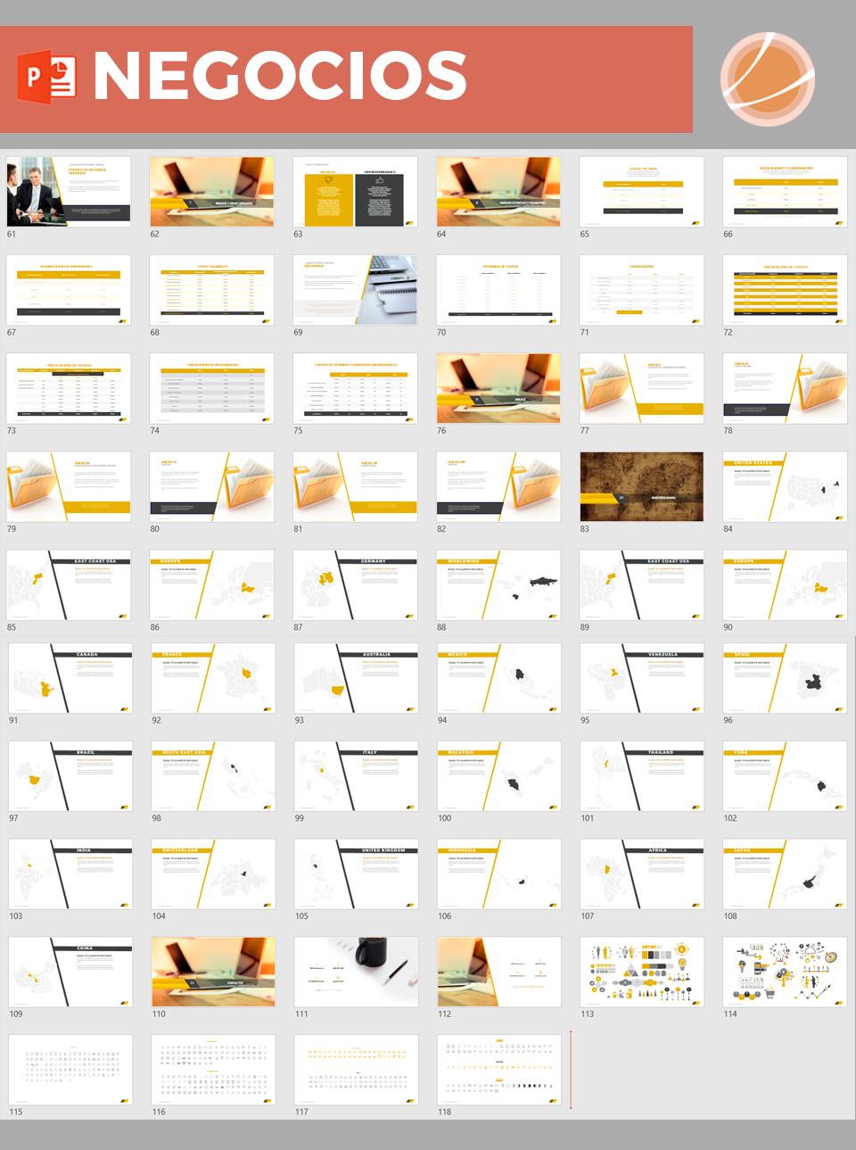 Presentación plan empresarial