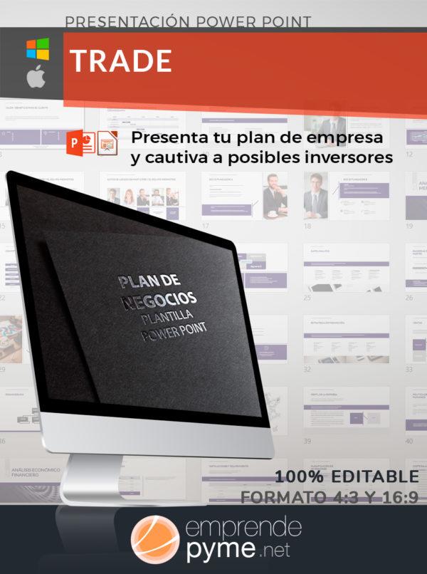 Presentación de un plan de empresa