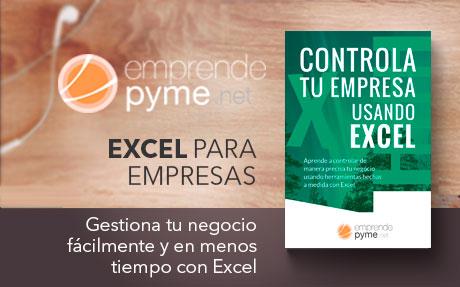 Ebook gratuito para la gestión de empresas con Excel