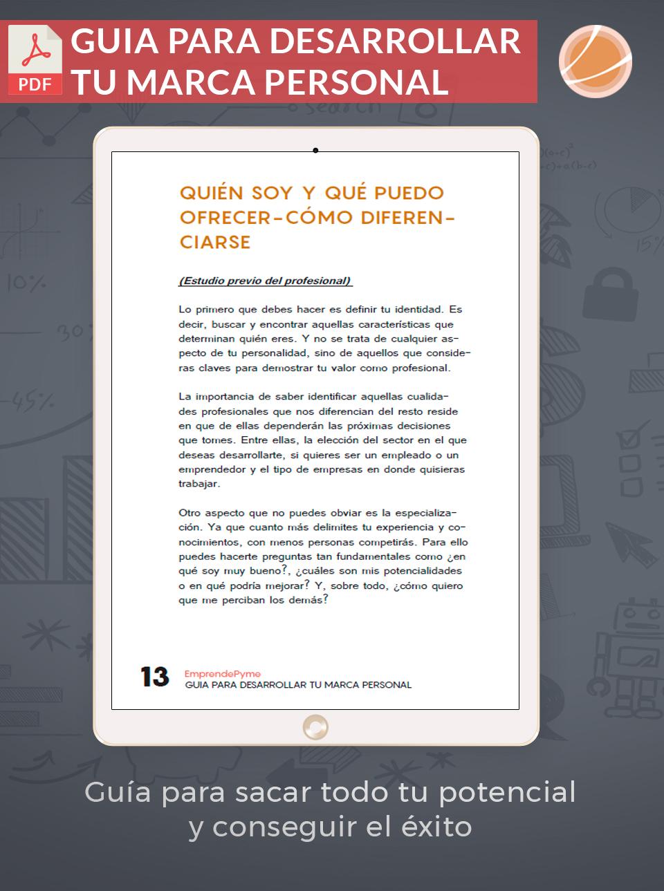 Manual de marca personal pdf