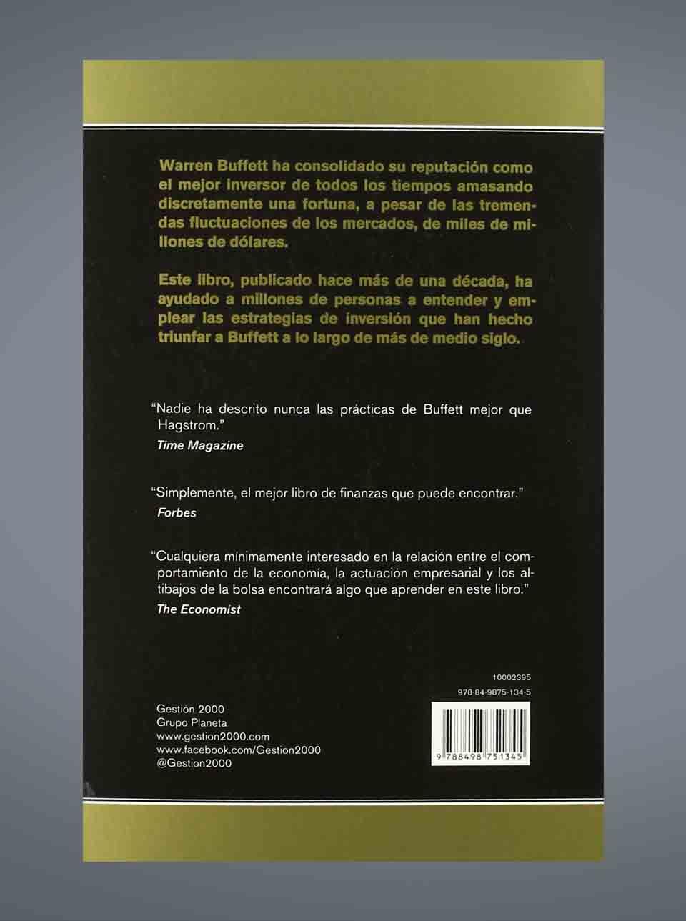 libro Warren Buffett Robert G. Hagstrom