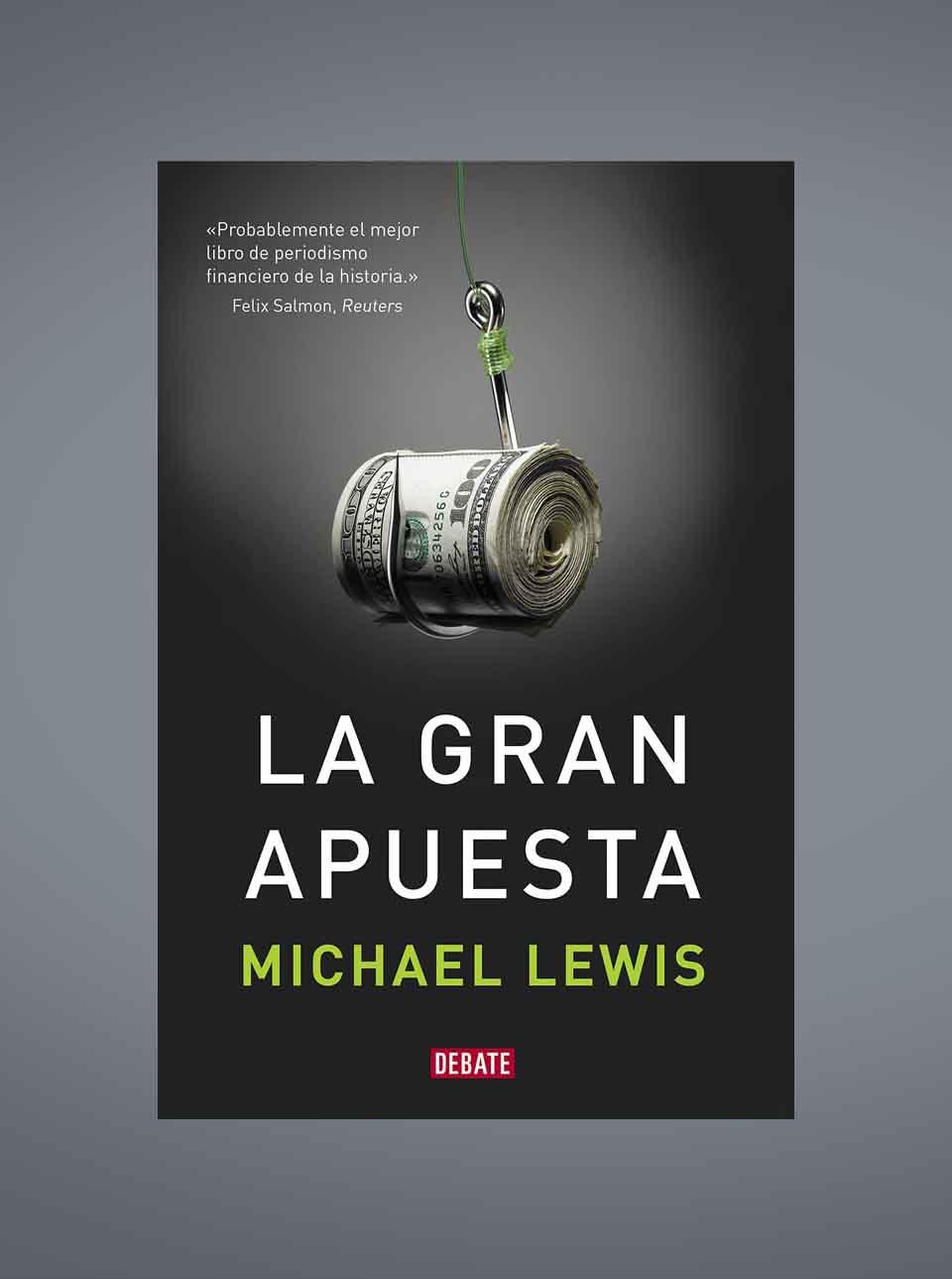 Libro la gran apuesta Michael Lewis