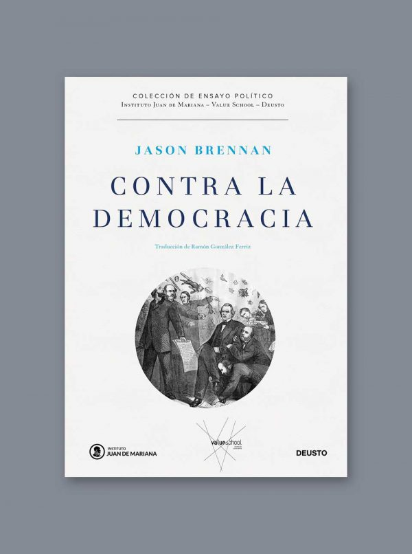 Contra la democracia de Jason Brennan