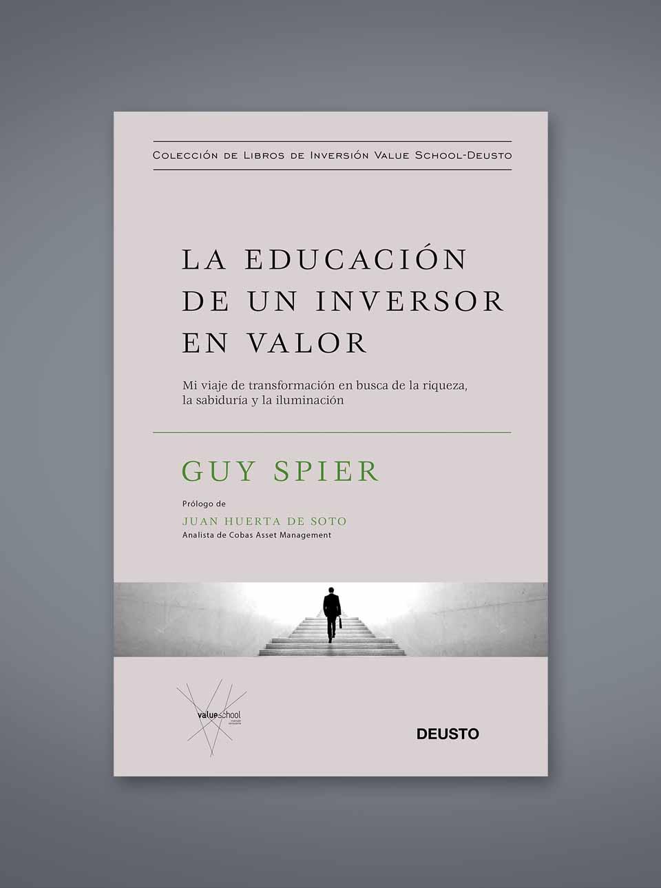La educación de un inversor en valor Guy Spier